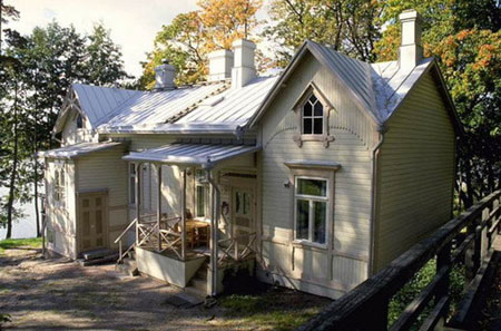 小型住房设计图