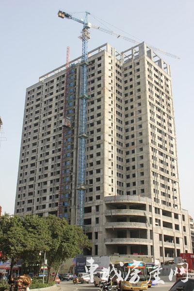 十堰房产</a>网-金太阳·万象国际城工程进度[2013-11-14]
