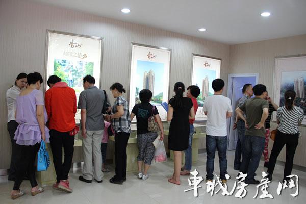 5月25日盛元·香山苑认筹开始 诚邀全民参与